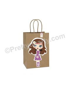 Little Miss Daisy Gift Bags - Pack of 10