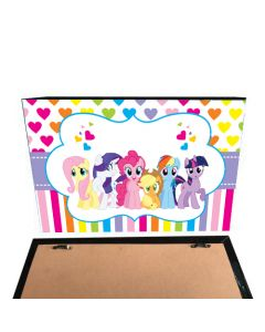 My Little Pony Theme Pinboard