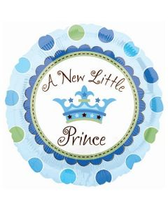 "anagram 18""- little prince foil balloon"