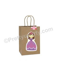Little Princess Gift Bags - Pack of 10