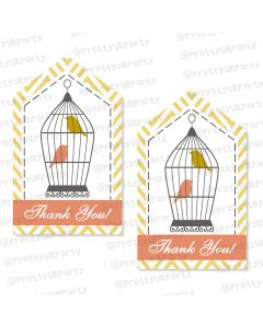 Little Bird Thankyou Cards