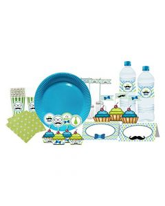 Little man Tableware Package