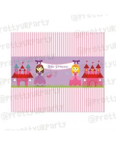 Little Princess Chocolate Wrappers