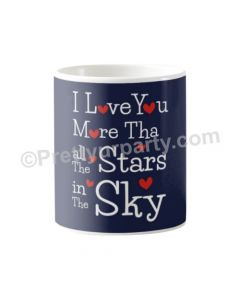 Happy Valentines Love Quote Mug