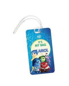 Inside Out Luggage Tags