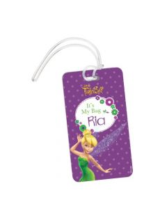 Tinkerbell Luggage Tags