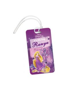Tangled / Rapunzel Luggage Tags