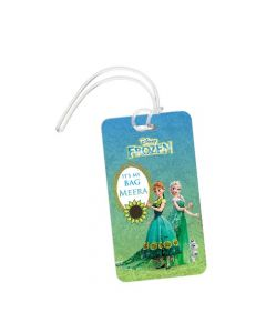 Frozen Fever Luggage Tags
