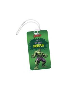 Hulk Luggage Tags