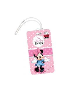 Minnie Mouse Luggage Tags