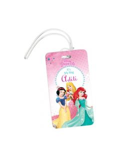 Disney Princess Luggage Tags