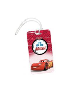 Disney Cars Luggage Tags