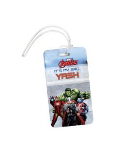 Avengers Luggage Tags