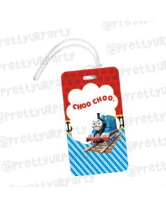 Thomas the Train Luggage Tag