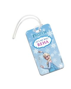 Disney Frozen Luggage Tags