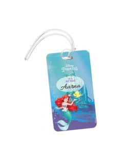 Ariel the Mermaid Luggage Tags