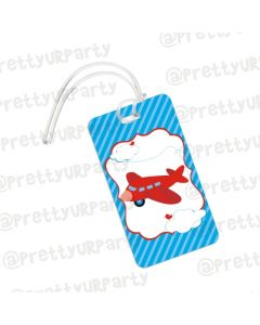 Airlines Theme Luggage Tag