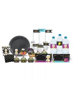 Mad Scientist Tableware Package