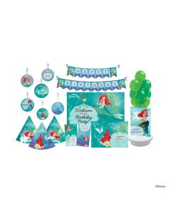 Disney Ariel the Mermaid Party Decorations