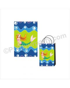 Mermaid Theme Khoi Bag / Pinata