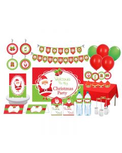 Merry Christmas Theme Package