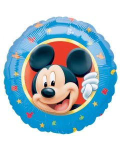 "Anagram 18"" Happy Birthday Mickey Mouse Balloon"