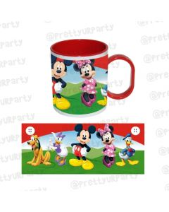 Personalised Inside Colour Mickey Mouse Clubhouse Mug