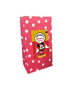 Mickey Mouse Popcorn Bag