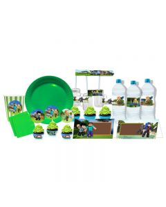 Minecraft Tableware Package