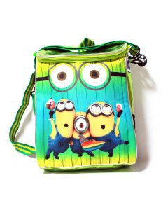 Minion Backpack Cum Sling