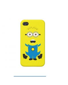 Minion iPhone 4s Back Cover