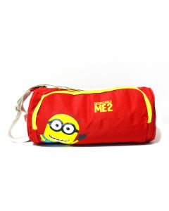 Minion Travel Bag - Red