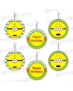 Despicable Me Minions Danglers