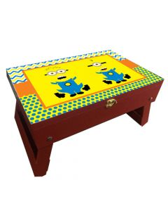 Minions Folding Storage Table