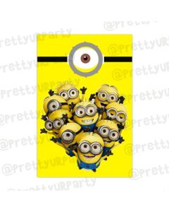 Despicable Me Minions Poster 01