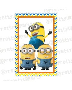 Despicable Me Minions Poster 04