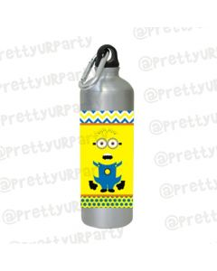 Personalised Minions Water Bottles