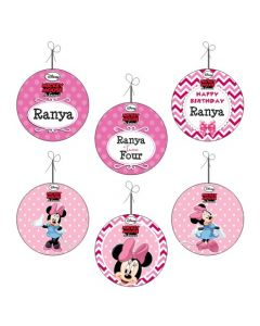 Minnie Mouse Danglers