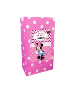 Minnie Mouse Popcorn Bag