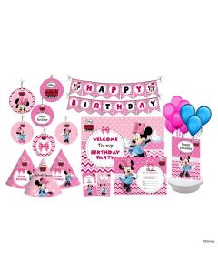 Disney Minnie Mouse Party Decorations