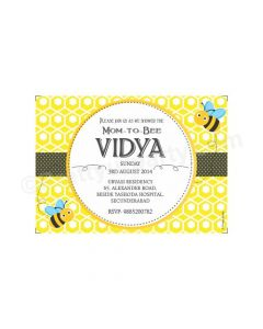 Mom to Bee E-Invitations