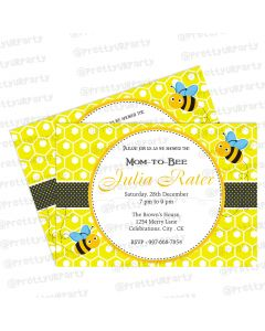 mom to bee invitations