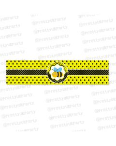 mom to bee wrist bands