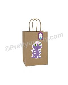 Monsters Inspired Gift Bags - Pack of 10