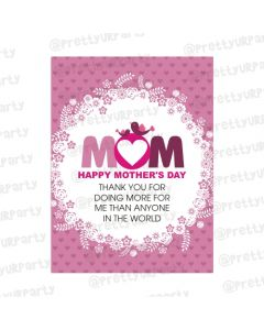 Mothers day Happy Mothers Day Mom Card