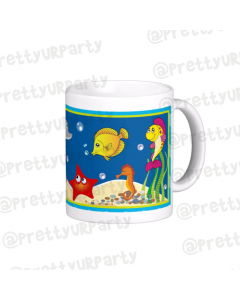 Under the sea presonalised mug