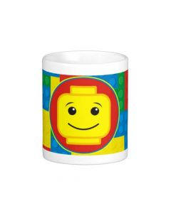 Personalised Lego Inspired Mug