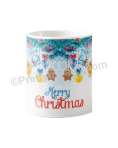 Merry Christmas Decorations Mug