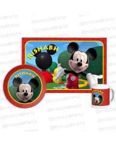 Mickey Mouse combo set