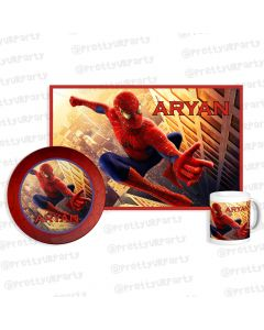 Spiderman Combo set